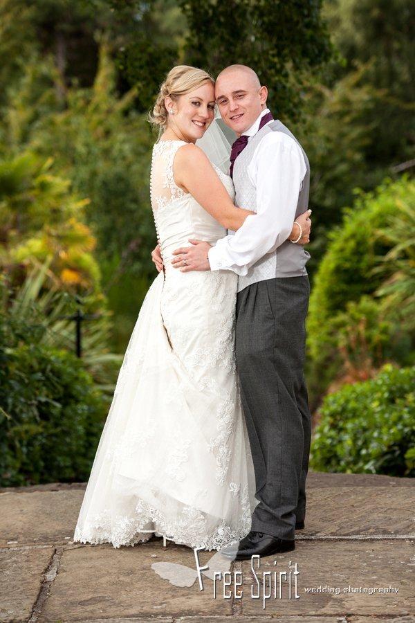 Hillbark wedding