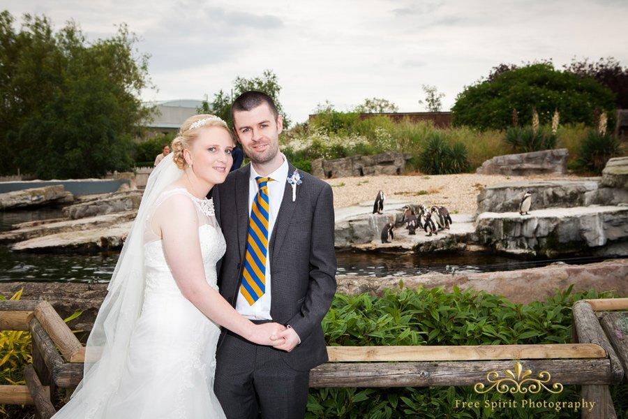 Chester Zoo Weddings