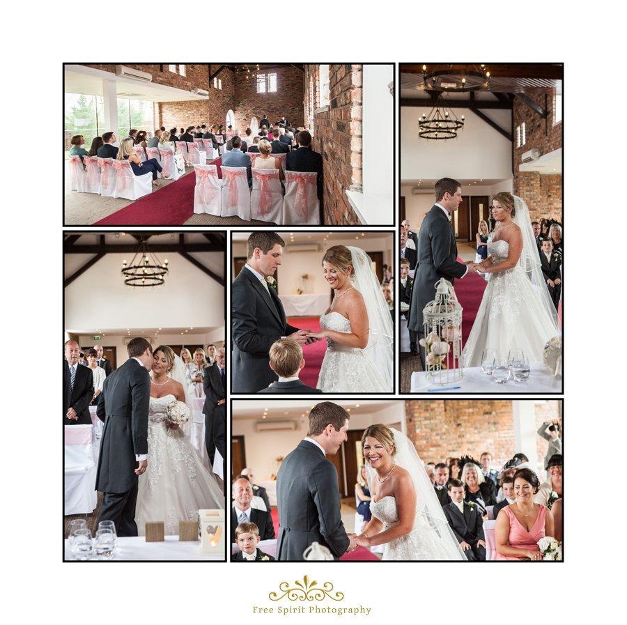 hilton doubletree chester weddings