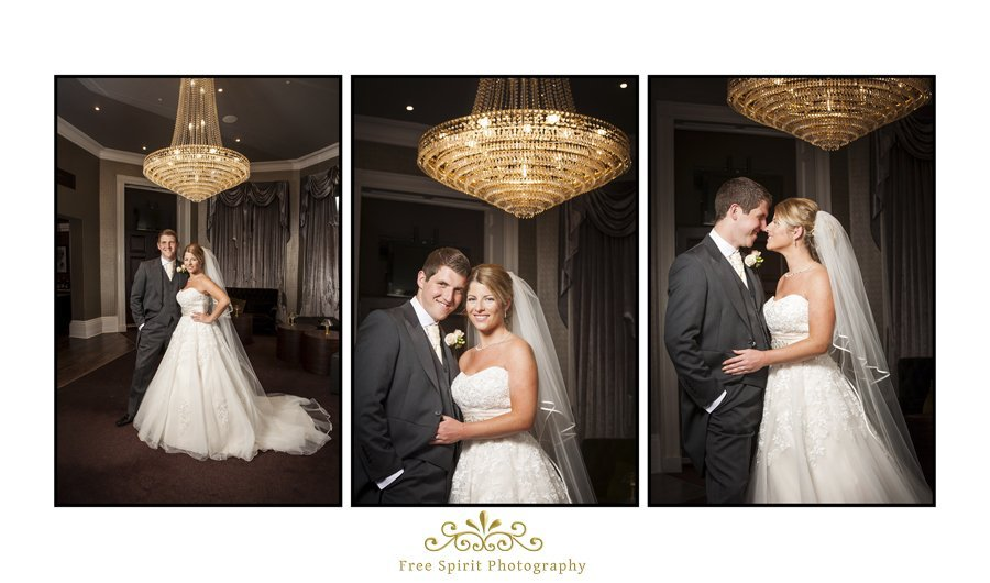 Doubletree Hilton chester wedding