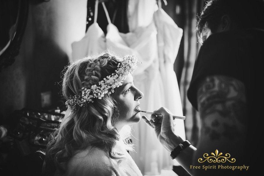 Bridal make up chester