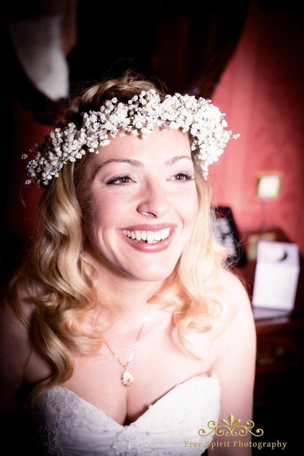 Bridal makeup chester