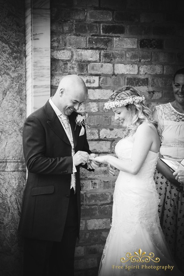 The Queens Hotel chester wedding
