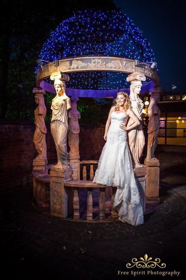 The Queens Hotel weddings
