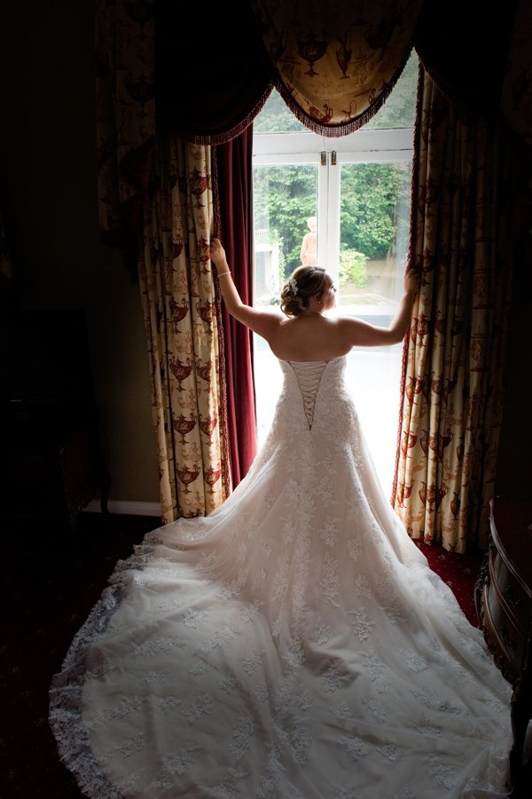 The Queen Hotel wedding photographer