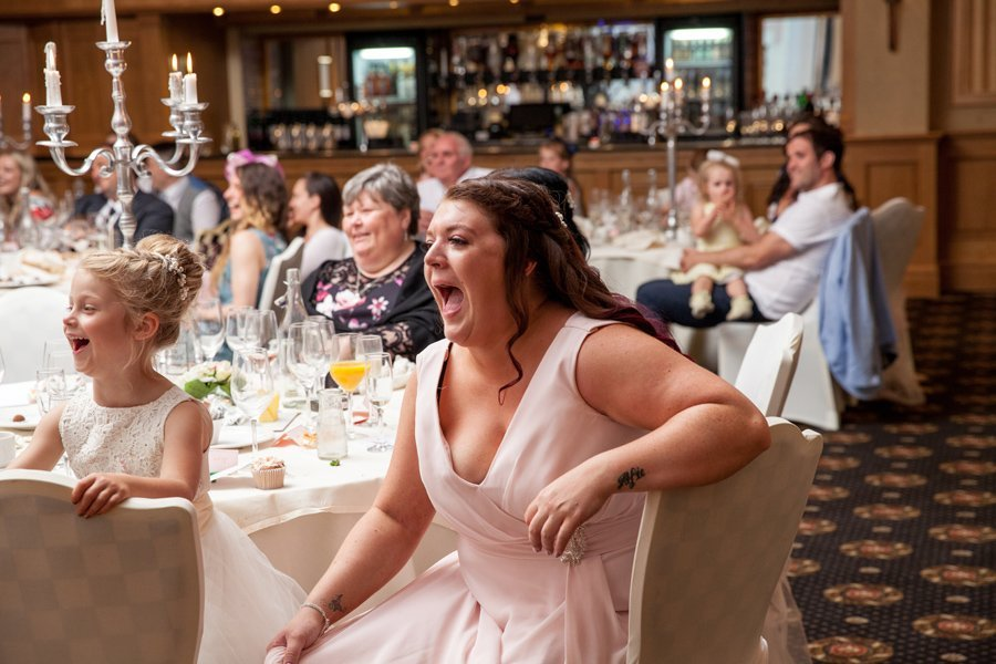 wedding photographer neston