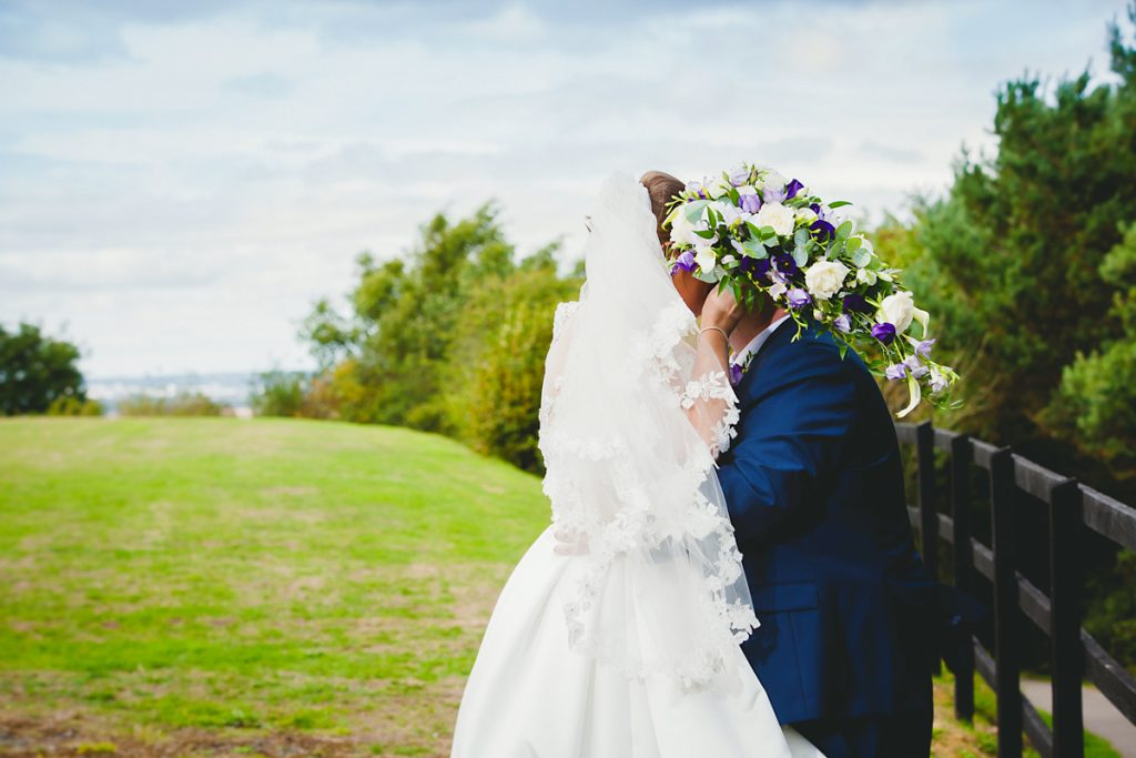 Best Western Forest Hills wedding