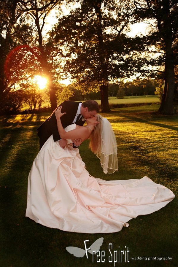 peover Golfclub wedding