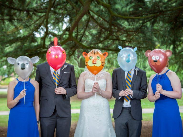 CHESTER ZOO WEDDING