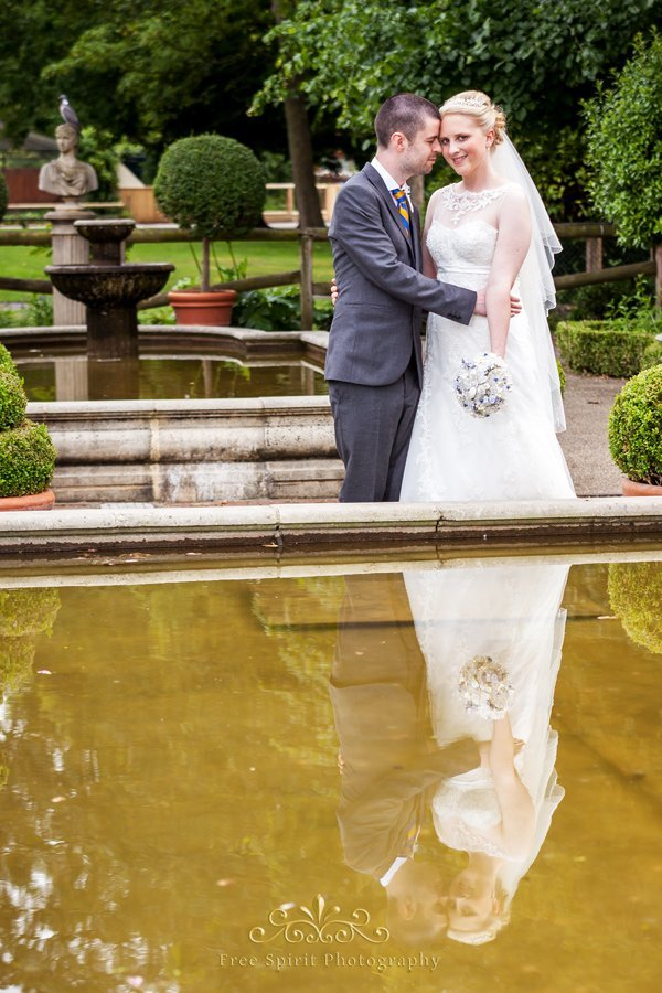 Weddings at Chester Zoo