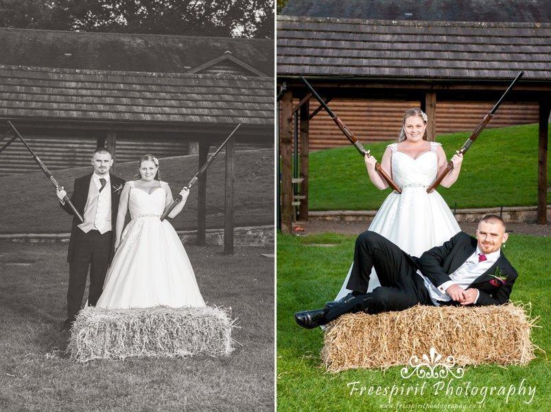 Catton Hall Wedding Photographer