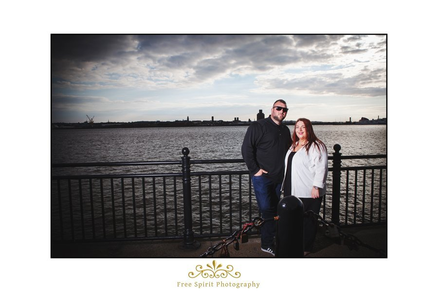 pre wedding shoot liverpool docks