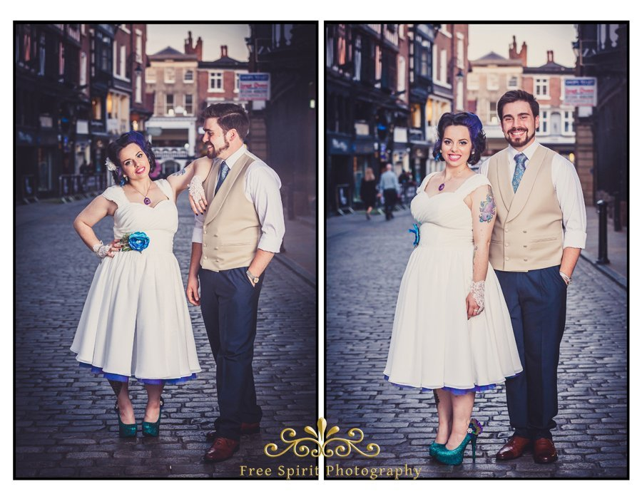 Chester weddings