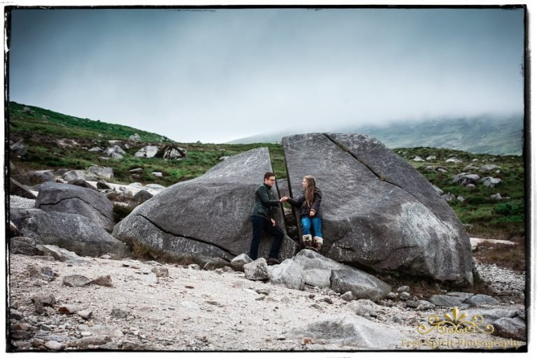 Ireland engagement shoot