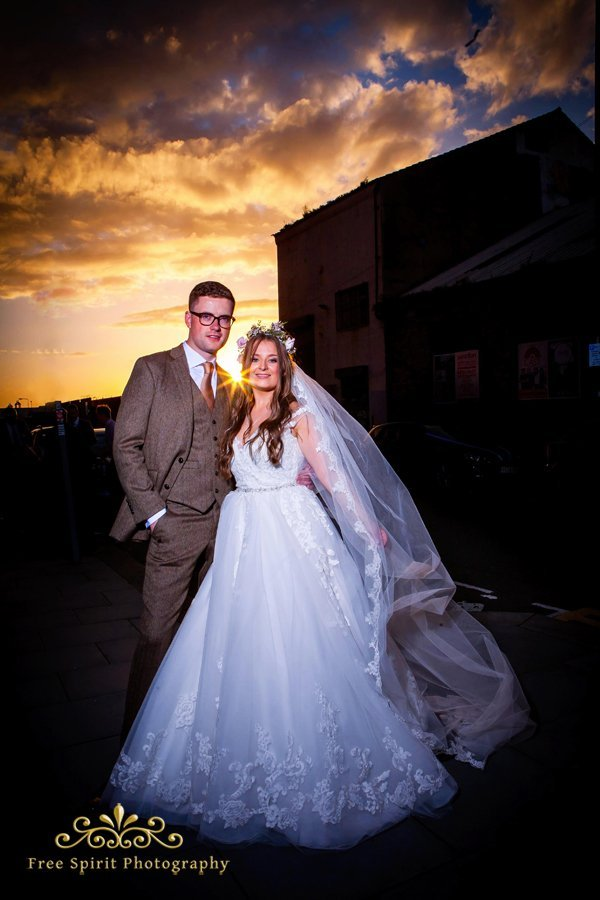 Wedding at Constellations venue Liverpool