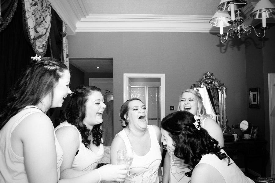 Fun wedding photography Chester