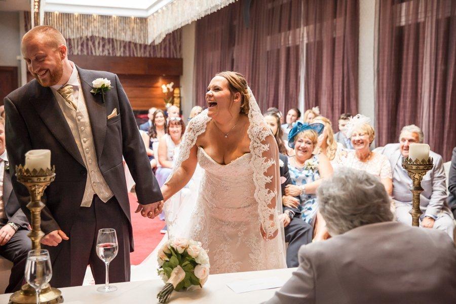 Wedding Photographer Queen Hotel