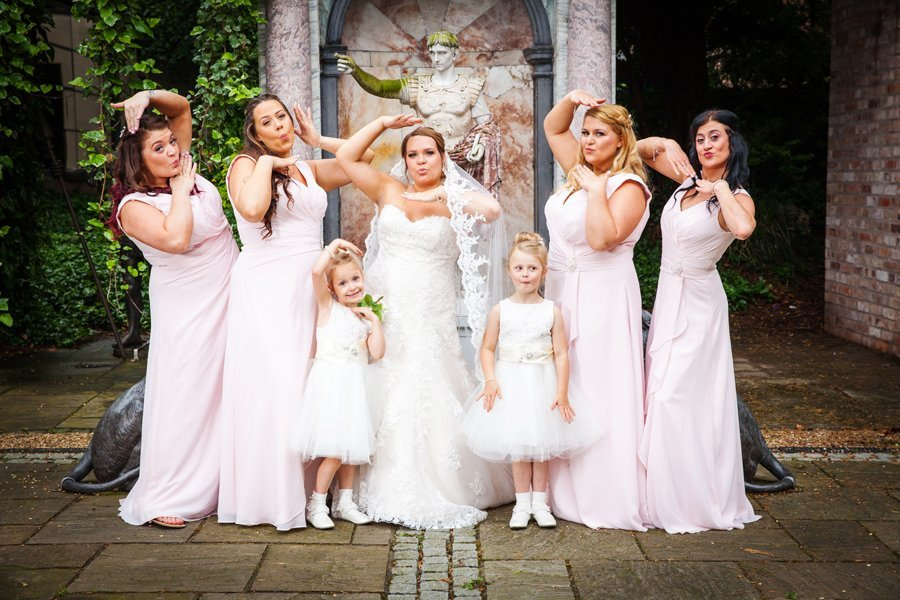fun wedding photographer chester