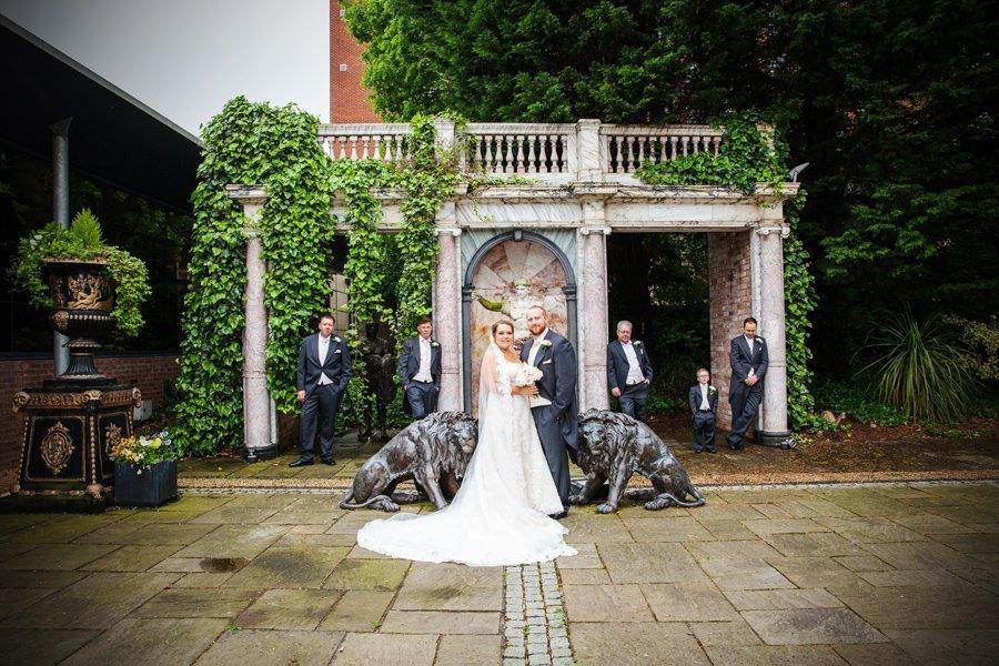 stunning cheshire wedding venue