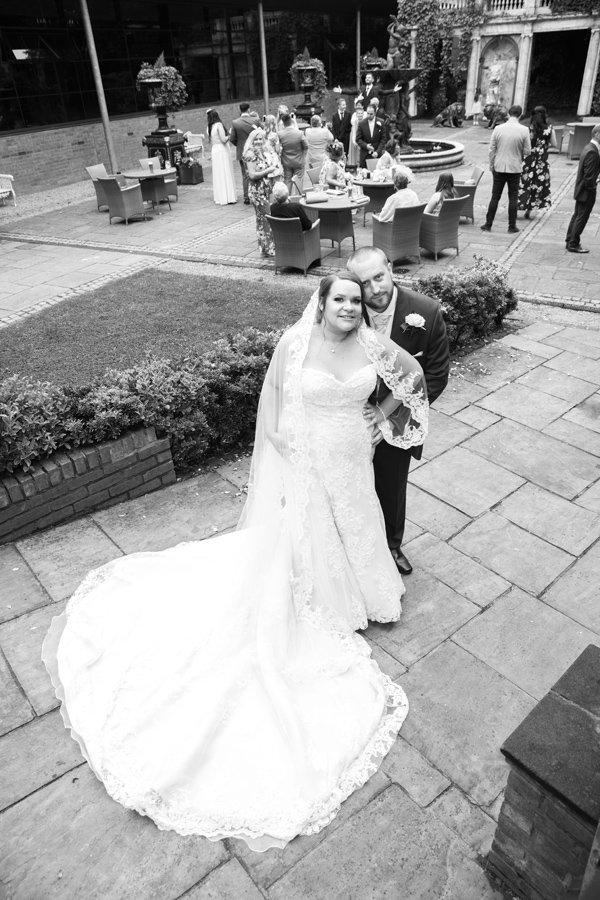 Wedding in Chester