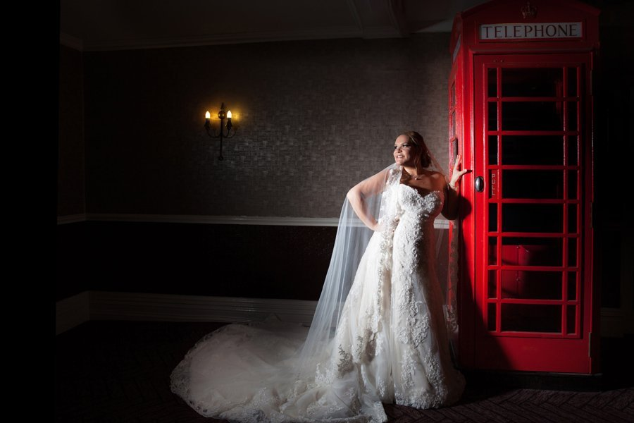 wedding photographs with a difference