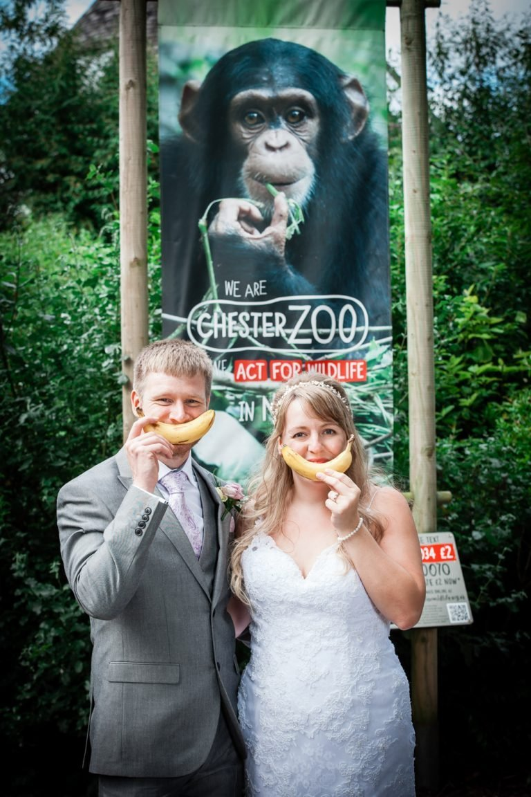 chester zoo wedding
