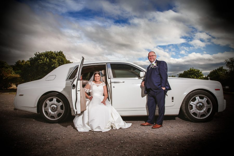 Wedding car cheshire