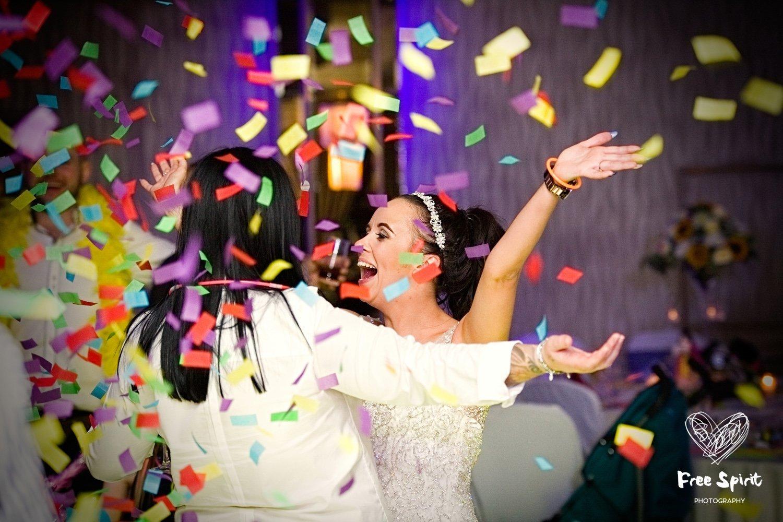 Christmas wedding Chester